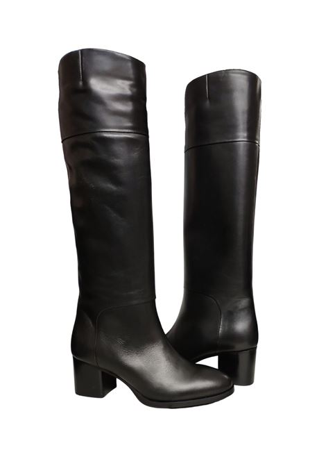 Boot Tube Woman Fabio Rusconi | Boots | LESSY1022NERO