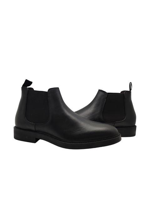 Beatles Black Man Florsheim | Ankle Boots | 5185901