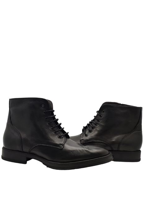 Men's Black Ankle Boots Florsheim | Ankle Boots | 5284001
