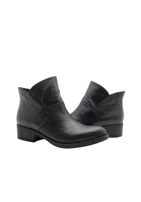 Ankle Boots Woman Manufacture D'Essai | Ankle Boots | MDE44VITELLNERO