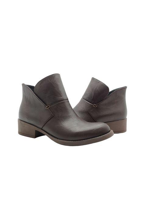 Stivaletti Ankle Boots Donna Manufacture D'Essai | Stivaletti | MDE44VITELLTESTA DI MORO