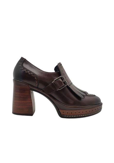 Women's Fringed Loafers Pons Quintana | Mocassins | 8951MORO