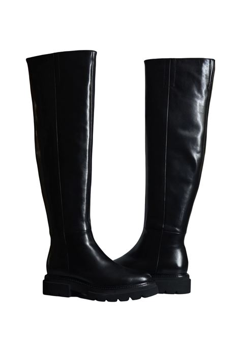 Women's Knee Boots Prime By Bruno Premi | Boots | AZ0409XNERO