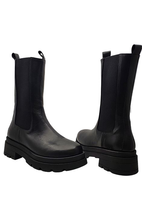 Beatles Women's Ankle Boots Spatarella | Ankle Boots | 8020NERO