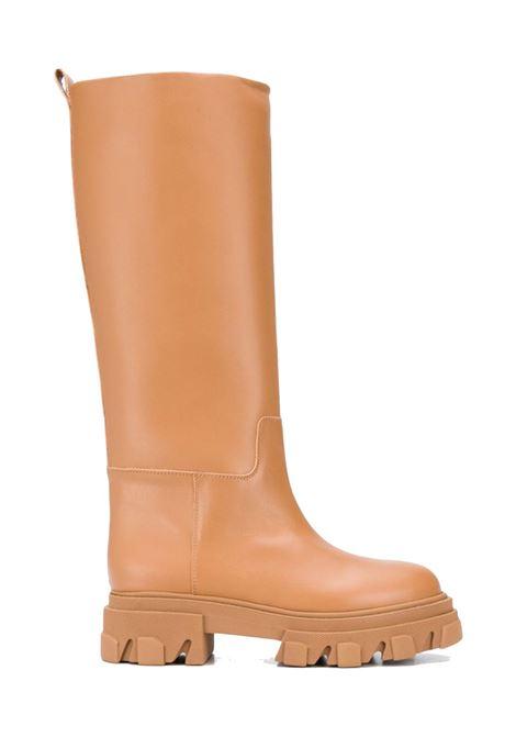 Amphibious Boots Tread Woman Spatarella | Boots | 8030CUOIO