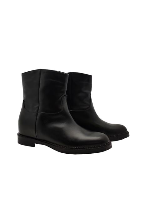 Wedge Ankle Boots Woman Spatarella | Ankle Boots | BZ122NERO