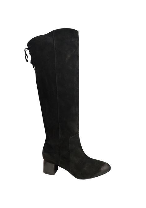 Bow Woman Boots Spatarella | Boots | CU82NERO