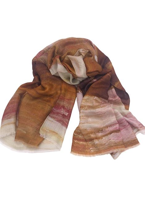 Women's Scarves Spatarella   Scarves and foulards   FF10878NATURALE MULTI