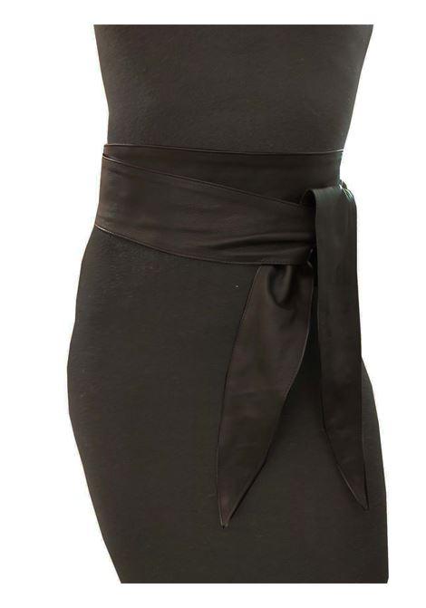 Cintura Fusciacca Donna Spatarella | Cinture | G100NERO