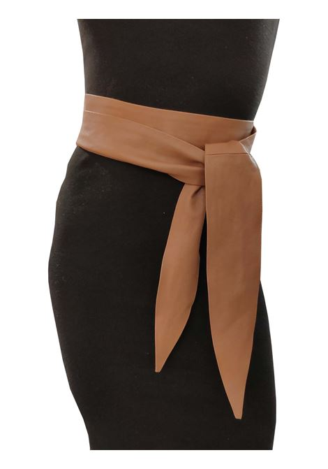 Woman Sash Belt Spatarella | Belts | G100TABACCO