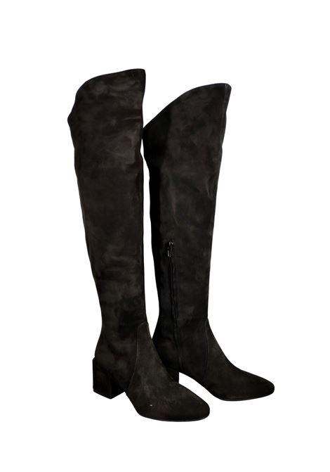Women's High Gaiter Boots Spatarella | Boots | LARA10NERO