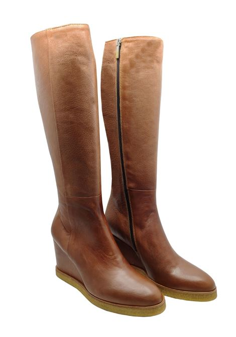 Wedge Boots Woman Spatarella | Boots | P2020CUOIO