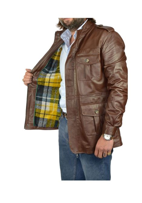 Men's Saharan jacket Spatarella | Coats and jackets | P430MORO