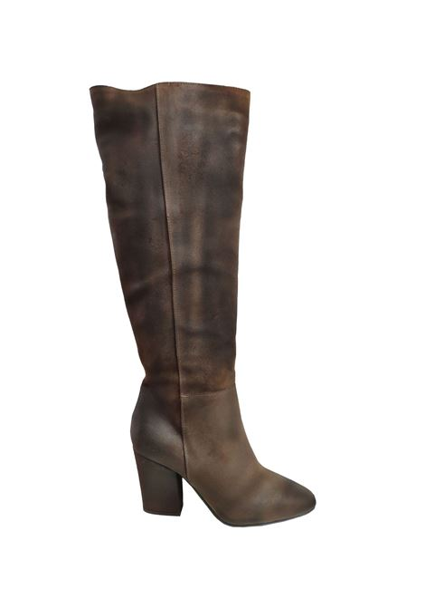 Women's High Boots Spatarella | Boots | RS160TABACCO