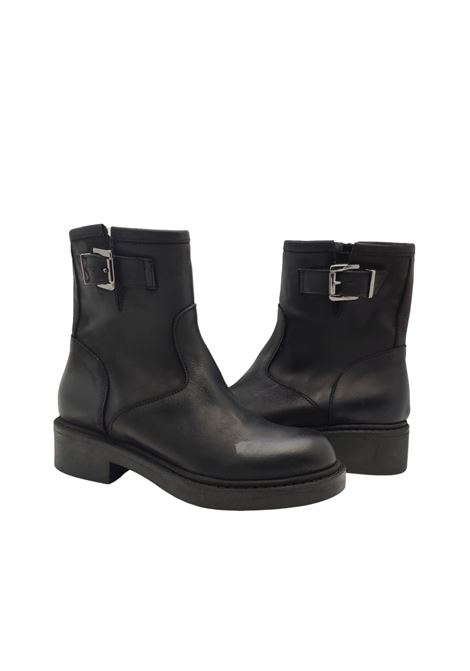 Women's Amphibious Ankle Boots Spatarella | Ankle Boots | TR151NERO