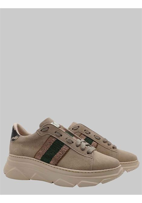 Women's Wedge Sneakers Stokton | Sneakers | 650-DNUDE