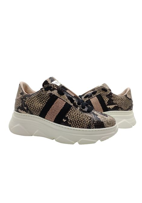 Sneakers Pitone Donna Stokton | Sneakers | 650-DPITNUDE