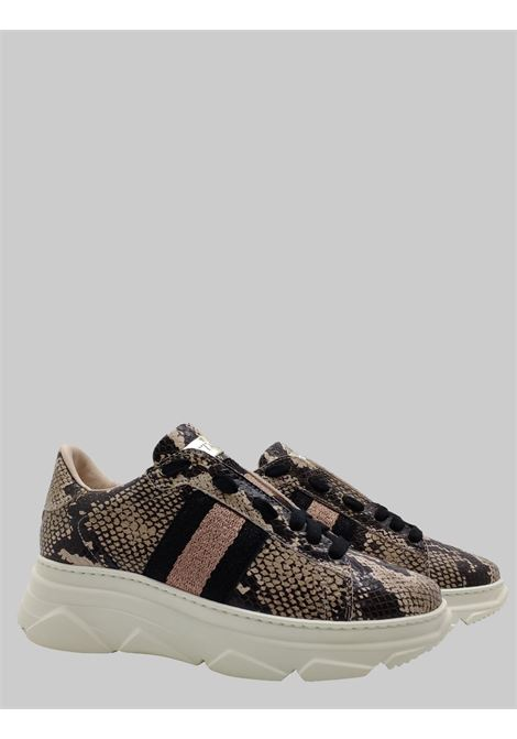 Sneakers Pitone Donna Stokton | Sneakers | 650-DPITNUDE