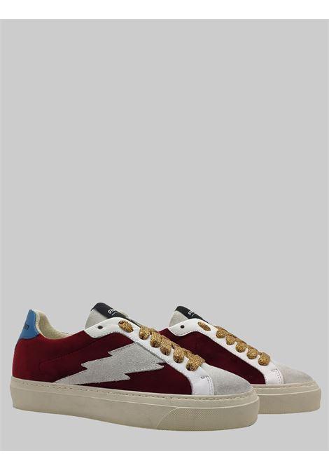 Sneakers Velluto Donna Stokton | Sneakers | BLAZE-DBORDEAU