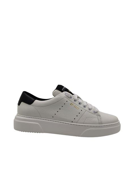 Sneakers Uomo Pelle Stokton | Sneakers | BUBKA-UBIANCO