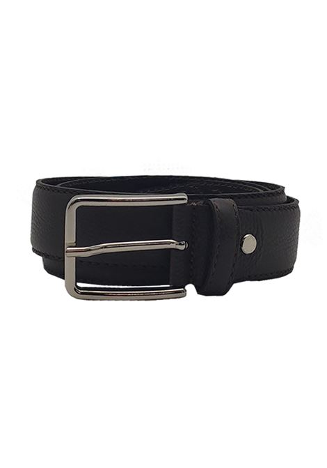 Men's Leather Belt Trussardi | Belts | KIT10202002