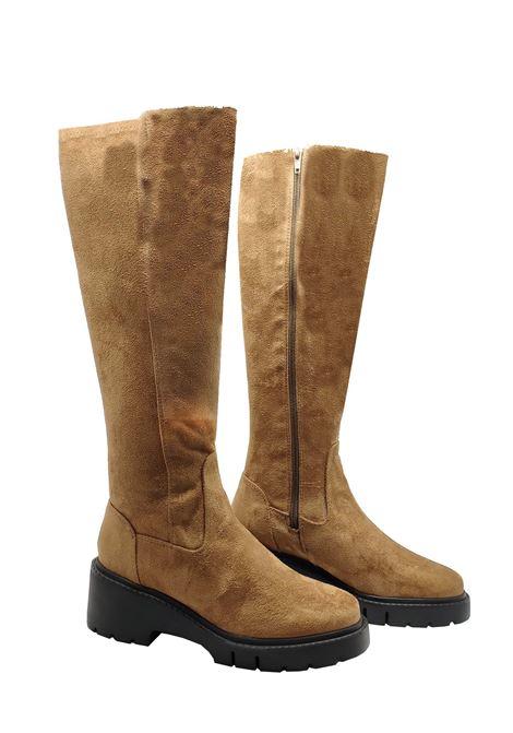 Stivali Zeppa Donna Unisa | Stivali | JELIZACUOIO