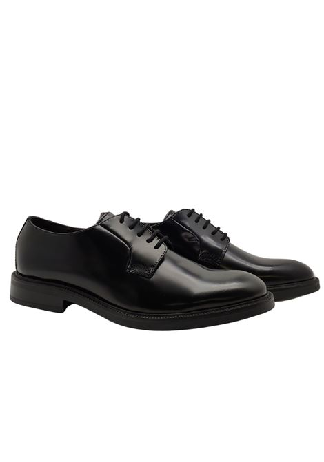Valerio | Lace up shoes | T0601NERO