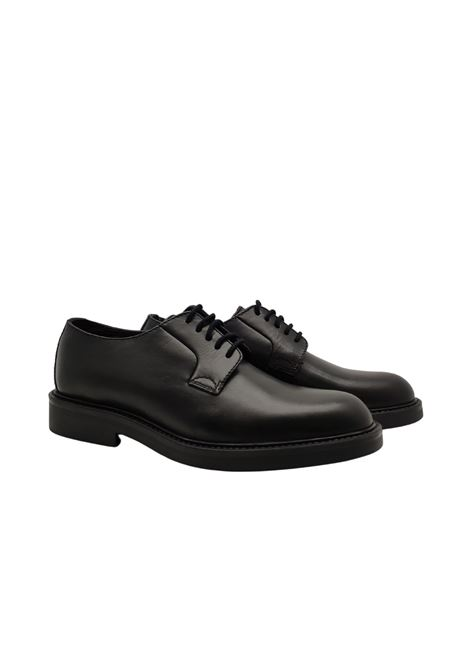 Valerio | Lace up shoes | T1101NERO