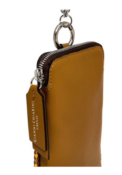 Gianni Chiarini | Bags and backpacks | BS8100SENAPE