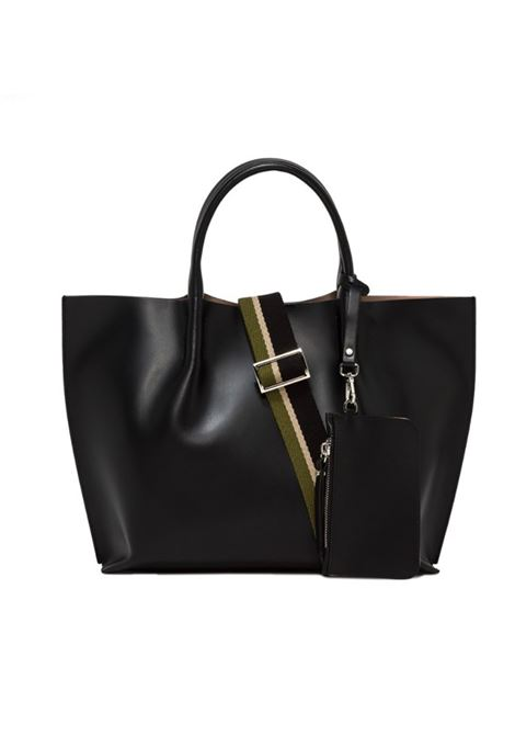 Shopping Woman Twenty Bic Large Gianni Chiarini | Bags and backpacks | BS8368NERO