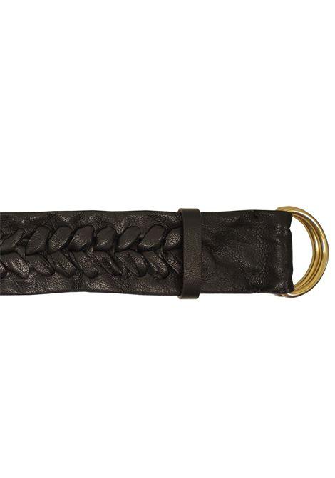 Women's Black Belt Maliparmi   Belts   CC00280140720000