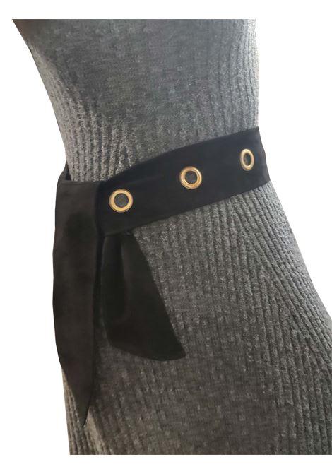 Women's belt Black Maliparmi   Belts   CR00490141820000