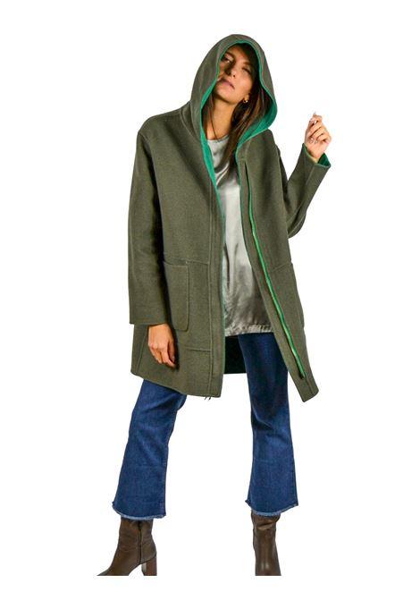 Military Woman Jacket Maliparmi | Coats and jackets | JA52472018260D69
