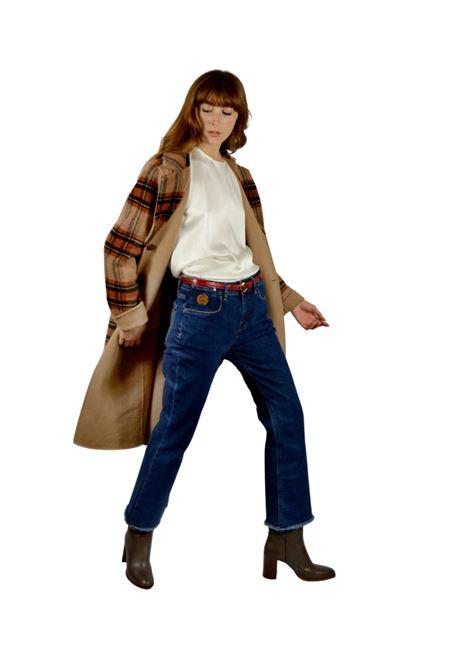 Camel Woman Coat Maliparmi | Coats and jackets | JB530720185B1224