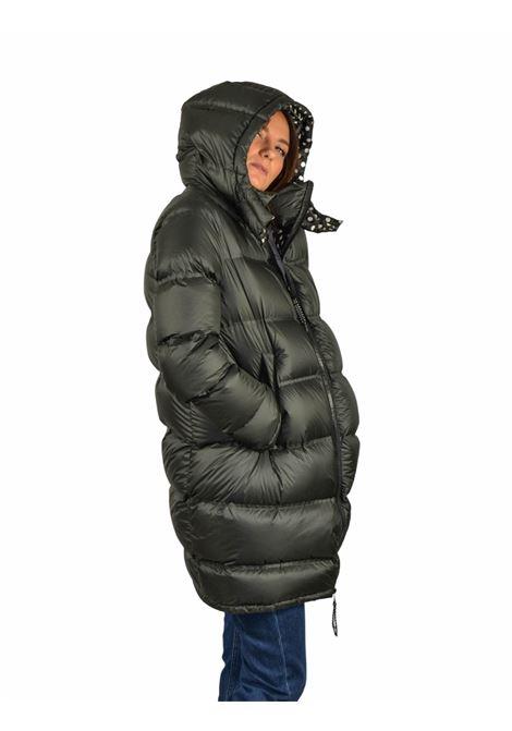 Piumino Donna Nero Maliparmi | Coats and jackets | JB53115016220000