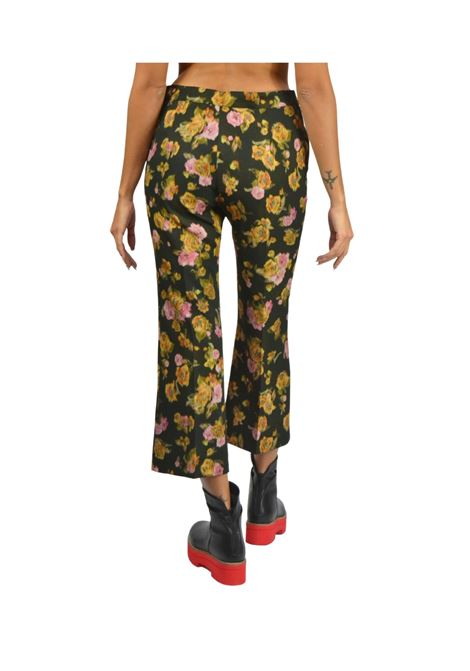 Black Woman Trousers Maliparmi | Skirts and Pants | JH714460040B2012