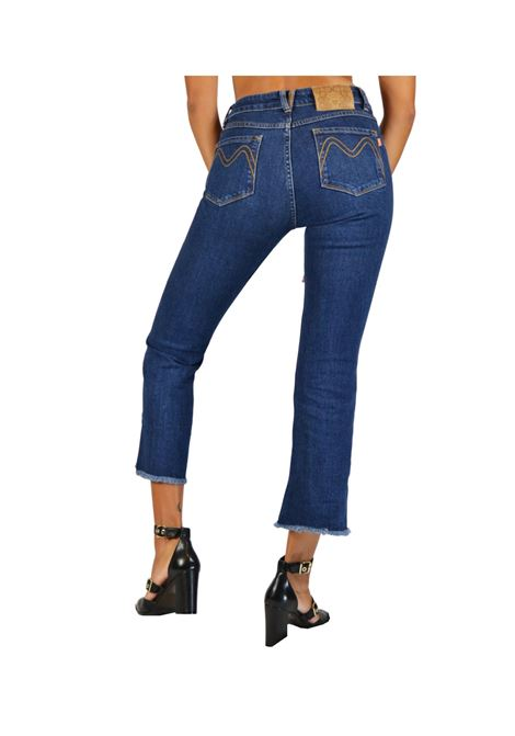 Women's Blue Jeans Maliparmi | Skirts and Pants | JH72041012380007