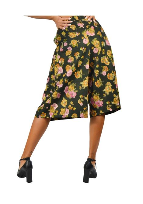 Green Woman Trousers Maliparmi | Skirts and Pants | JH744260040B2012