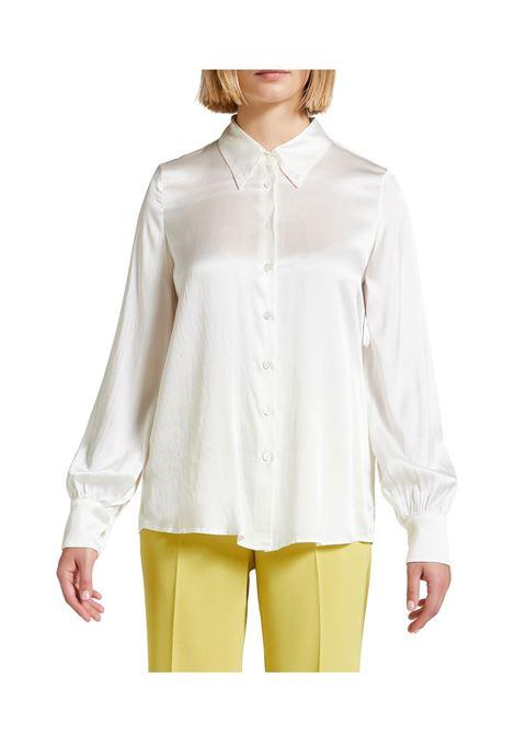Camicia Donna Naturale Maliparmi | Camicie e Top | JM45043102110001