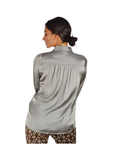Camicia Donna Grigio Maliparmi | Camicie e Top | JM45043102121006