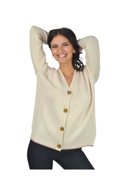 Natural Woman Cardigan Maliparmi | Knitwear | JN35477431510009