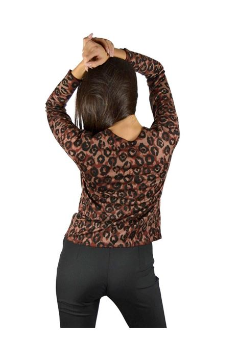 Leo Brown Women's Cardigan Maliparmi | Knitwear | JN355070477A3333