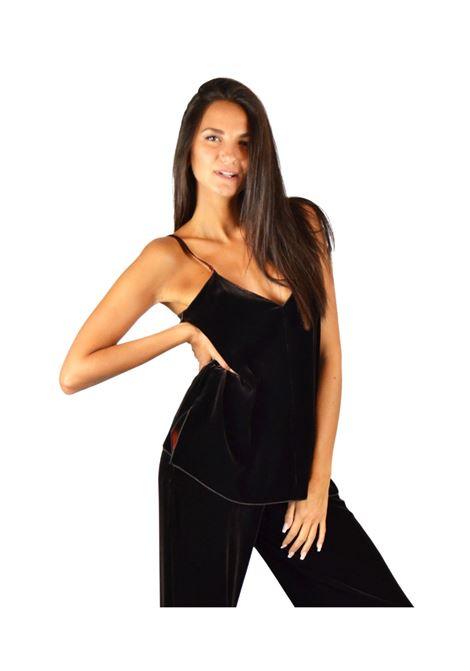 Top Donna Moro Maliparmi | Camicie e Top | JP53816102640010