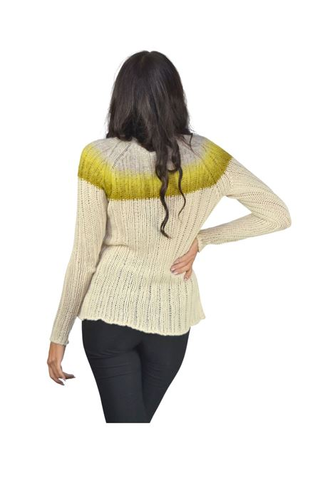 Natural Woman Sweater Maliparmi | Knitwear | JQ48137047211B70
