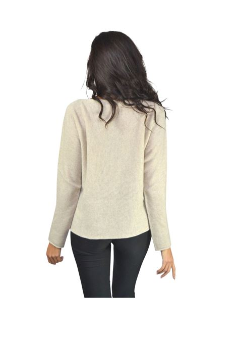 Sand Woman Sweater Maliparmi | Knitwear | JQ48237045711035