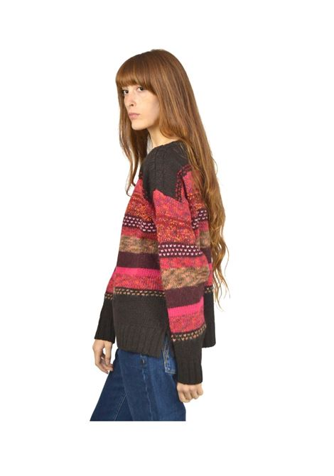Woman Moro Sweater Maliparmi | Knitwear | JQ48547048440H32