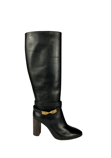 Stivale Donna Nero Maliparmi   Stivali   ST01970139420000