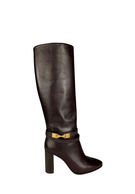 Bordeaux Woman Boot Maliparmi | Boots | ST01970139433001