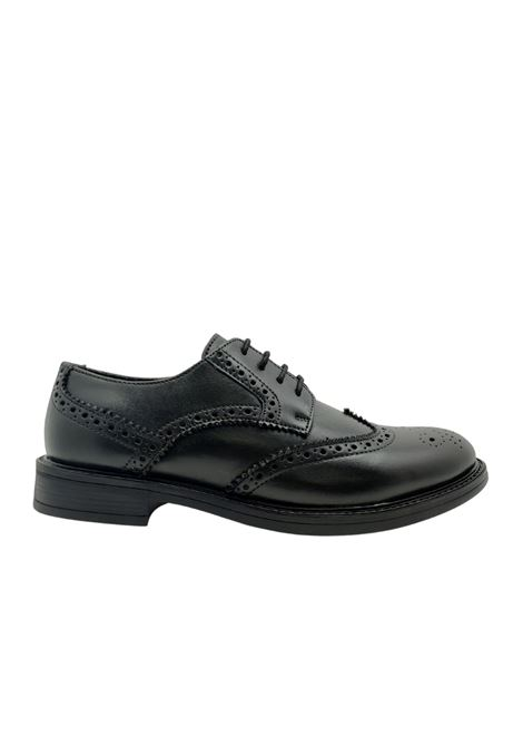 Men's Stitched Lace-ups Marina Militare | Lace up shoes | 821NERO