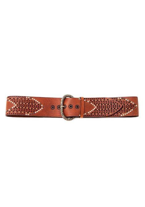 High Woman Belt Nanni | Belts | 609CUOIO